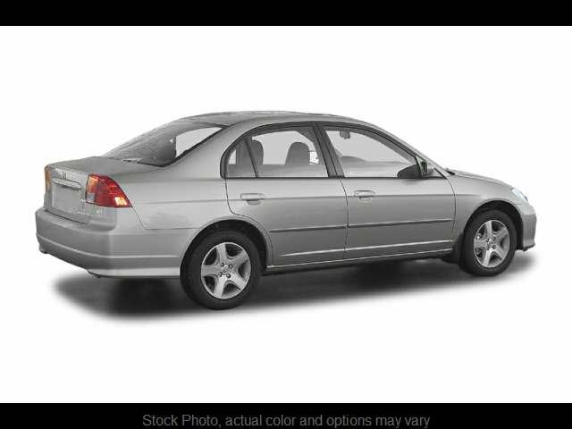 Used 2005  Honda Civic Sedan 4d EX AT at VA Cars of Tri-Cities near Hopewell, VA
