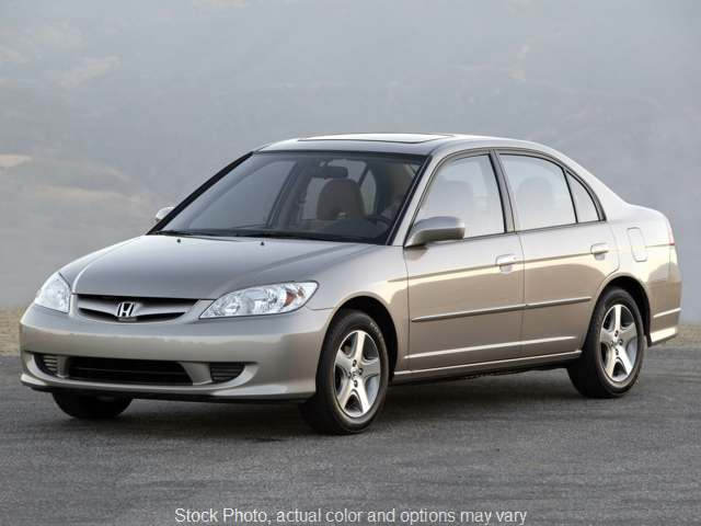 Used 2005  Honda Civic Sedan 4d VP at VA Cars Inc. near Richmond, VA