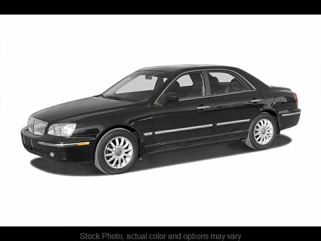 Used 2004  Hyundai XG350 4d Sedan at Credit Now Auto Inc near Huntsville, AL