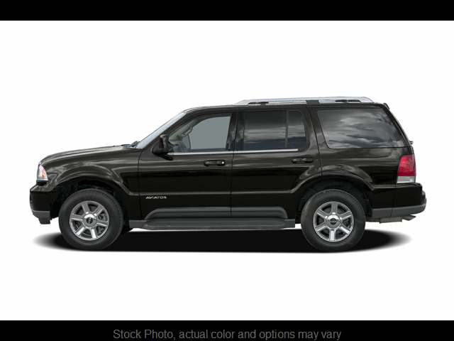 Used 2005  Lincoln Aviator 4d SUV AWD Elite at The Gilstrap Family Dealerships near Easley, SC