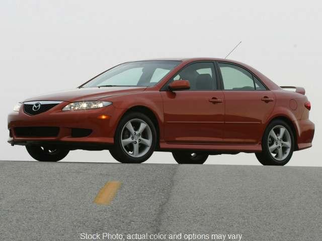 Used 2005  Mazda Mazda6 4d Sedan i at Action Auto Group near Oxford, MS