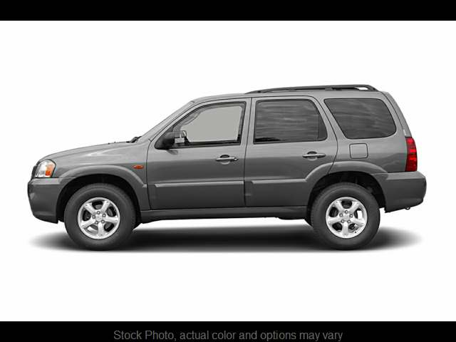 Used 2005  Mazda Tribute 4d SUV FWD s at Action Auto Group near Oxford, MS