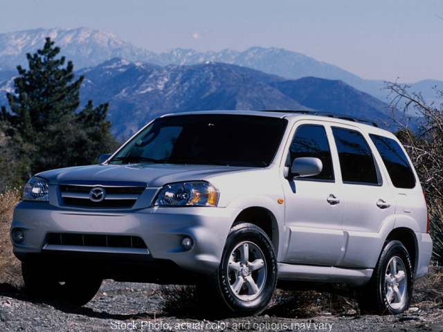 2005 Mazda Tribute 4d SUV FWD s at Action Auto Group near Oxford, MS