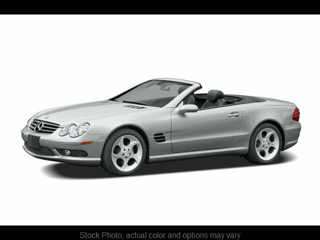 Used 2005  Mercedes-Benz SL-Class 2d Convertible SL55 at Edd Kirby's Adventure near Dalton, GA