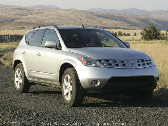 Used 2005  Nissan Murano 4d SUV AWD S at Al West Nissan near Rolla, MO