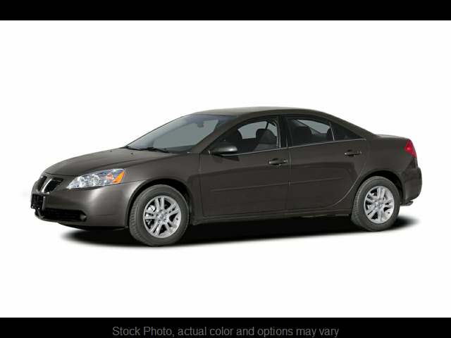 Used 2005  Pontiac G6 4d Sedan at Carriker Auto Outlet near Knoxville, IA