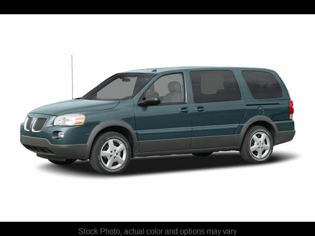 2005 Pontiac Montana SV6 4d Wagon AWD at Good Wheels near Ellwood City, PA