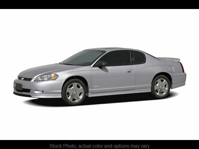 Used 2006  Chevrolet Monte Carlo 2d Coupe LT 3.9L at Kroll Auto Sales near Marion, IA