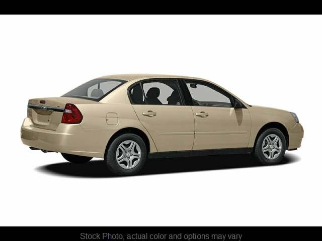Used 2006  Chevrolet Malibu 4d Sedan LS at Shook Auto Sales near New Philadelphia, OH