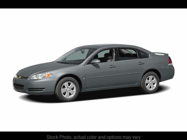 Used 2006  Chevrolet Impala 4d Sedan LT at Springfield Select Autos near Springfield, IL