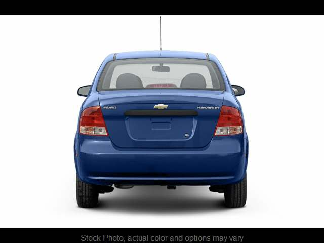 Used 2006  Chevrolet Aveo 4d Sedan LT at Action Auto Group near Oxford, MS