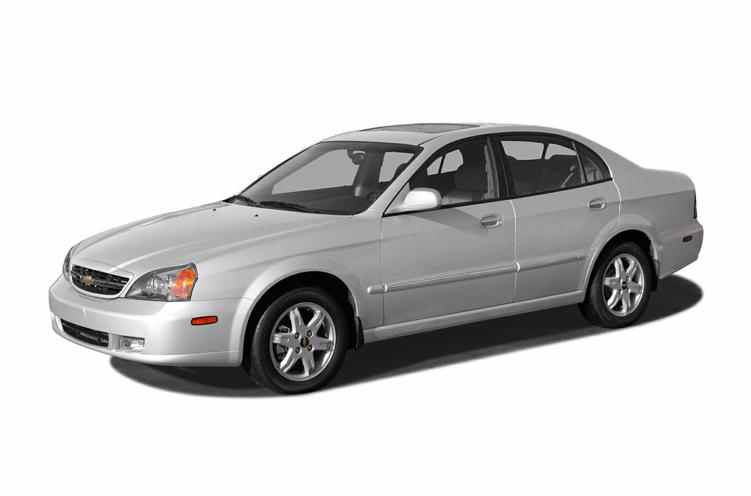 2006 Chevrolet Epica View Specs Prices Photos Wheels