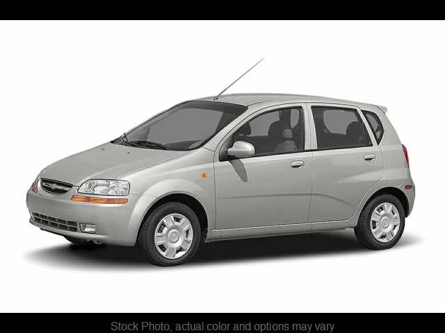 Used 2006  Chevrolet Aveo 5d Hatchback LT at Premier Car & Truck near St. George, UT