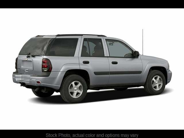 Used 2006  Chevrolet Trailblazer 4d SUV 4WD LS at Good Wheels near Ellwood City, PA