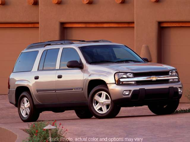 2006 Chevrolet Trailblazer EXT 4d SUV RWD LS at Action Auto Group near Oxford, MS