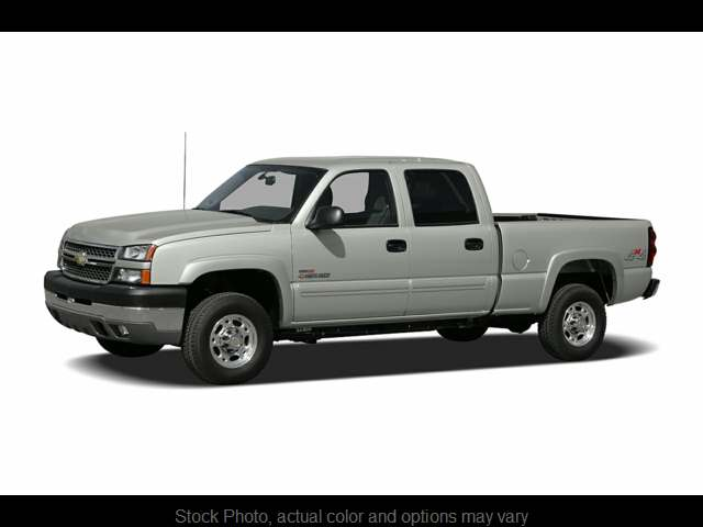 2006 Chevrolet Silverado 2500 4WD Crew Cab HD LT2 at City Wide Auto Credit near Oregon, OH