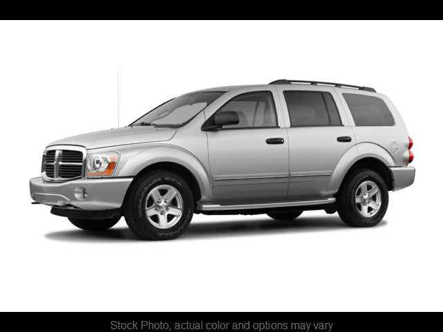 Used 2006  Dodge Durango 4d SUV 4WD Limited Hemi at VA Trucks near Henrico, VA
