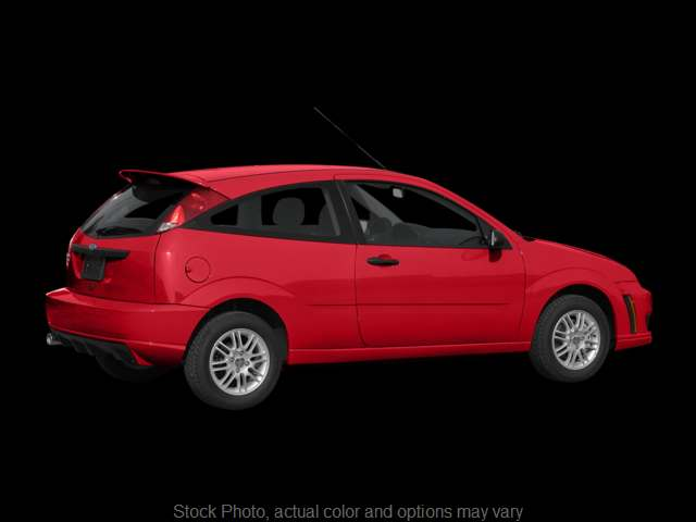 Used 2006  Ford Focus 2d Hatchback ZX3 SE at Griffin Mitsubishi near Monroe, NC