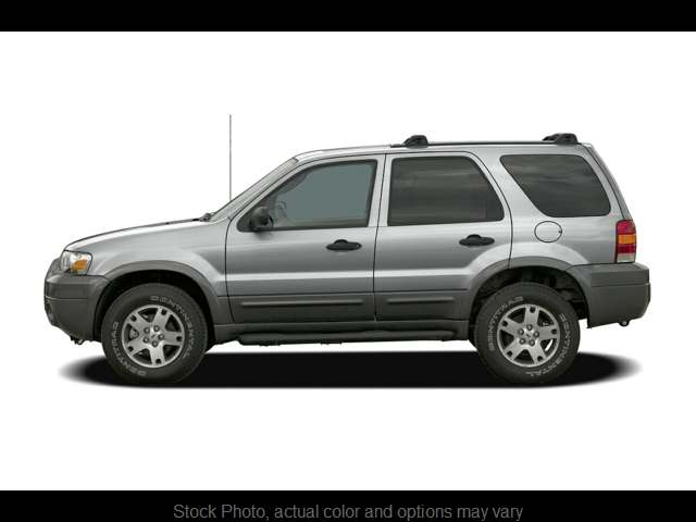 Used 2006  Ford Escape 4d SUV 4WD XLT V6 at VA Cars West Broad, Inc. near Henrico, VA