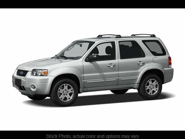 Used 2006  Ford Escape 4d SUV FWD Limited at Credit Now Auto Inc near Huntsville, AL