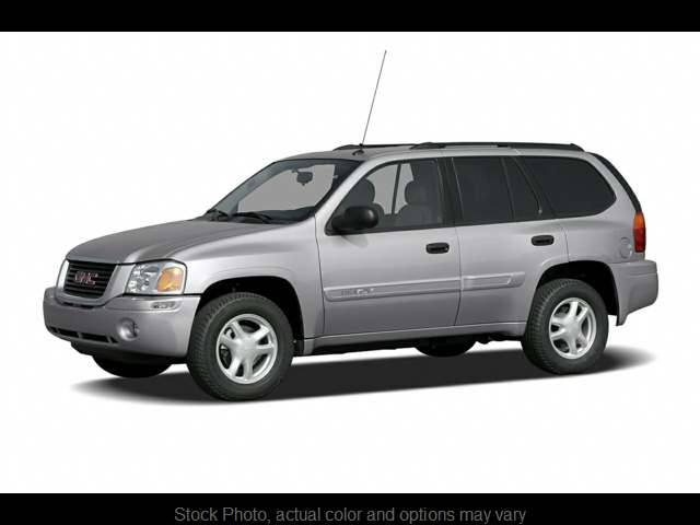 2006 GMC Envoy 4d SUV 4WD SLE at The Gilstrap Family Dealerships near Easley, SC