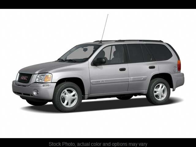 Used 2006  GMC Envoy 4d SUV RWD SLT at LaGrange Mitsubishi near LaGrange, GA