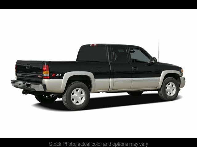 Oxford Ms Cab >> 2006 GMC Sierra 1500 2WD Ext Cab SL - Action Auto Group ...