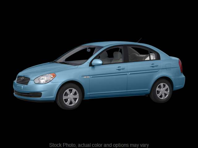 Used 2006  Hyundai Accent 4d Sedan GLS Auto at Action Auto Group near Oxford, MS