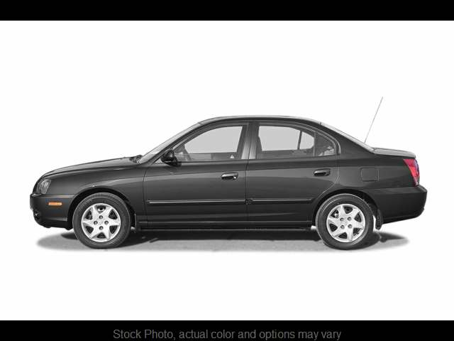 Used 2006  Hyundai Elantra 4d Sedan GLS Auto at CarCo Auto World near South Plainfield, NJ