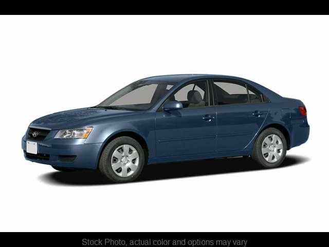 Used 2006  Hyundai Sonata 4d Sedan GLS (V6) at Action Auto Group near Oxford, MS