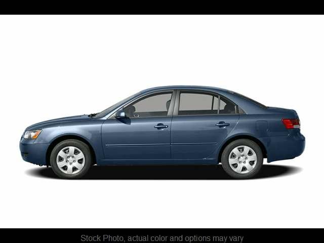 Used 2006  Hyundai Sonata 4d Sedan GLS (V6) at Good Wheels near Ellwood City, PA