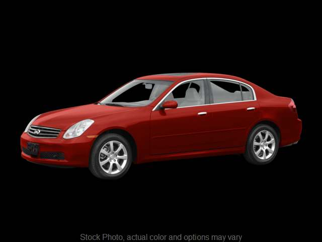 2006 Infiniti G35 4d Sedan Auto at CarCo Auto World near South Plainfield, NJ