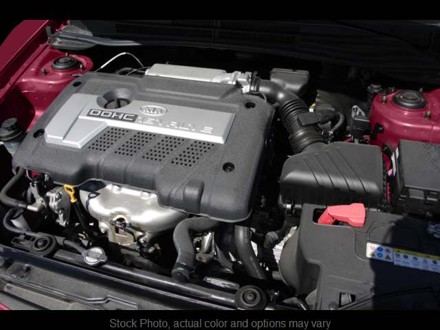 Used 2006  Kia Spectra 4d Sedan EX Auto at Bobb Suzuki near Columbus, OH