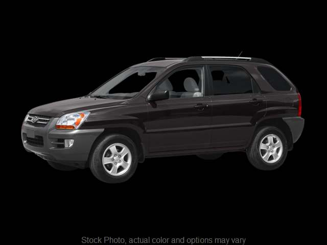 2006 Kia Sportage 4d SUV FWD EX at Mattingly Motors near Metairie, LA