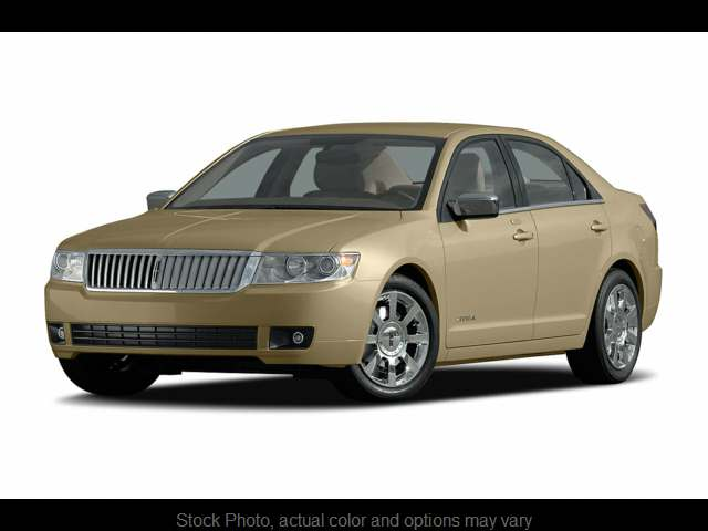 Used 2006  Lincoln Zephyr 4d Sedan at Action Auto Group near Oxford, MS