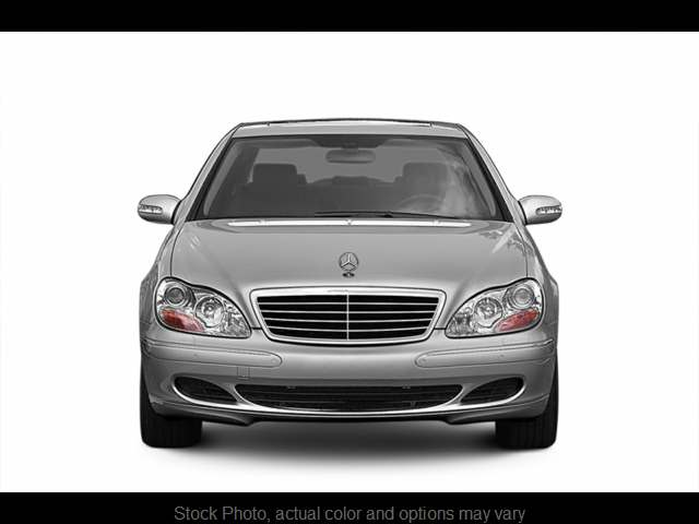Used 2006  Mercedes-Benz S-Class 4d Sedan S65 at 30 Second Auto Loan near Peoria, IL