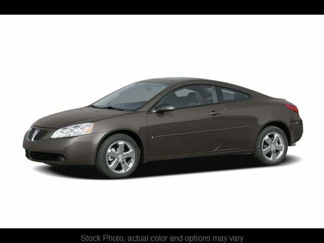 2006 Pontiac G6 2d Coupe GT at Action Auto Group near Oxford, MS
