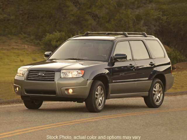 2006 Subaru Forester 4d SUV X Premium Auto at Graham Auto Group near Mansfield, OH