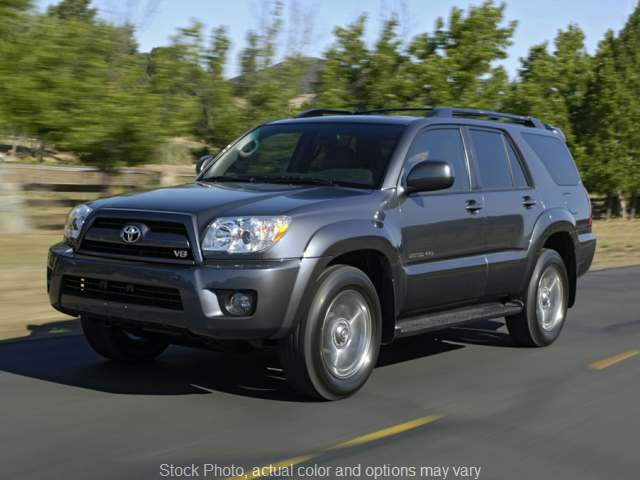 2006 Toyota 4Runner 4d SUV 4WD SR5 (V6) at Shook Auto Sales near New Philadelphia, OH