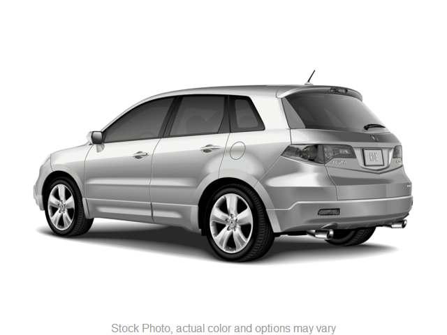 Used 2007  Acura RDX 4d SUV w/Technology Pkg at Frank Leta Automotive Outlet near Bridgeton, MO
