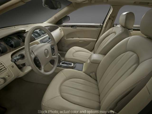 Used 2007  Buick Lucerne 4d Sedan CXL at McLeod Auto Sales near Killeen, TX