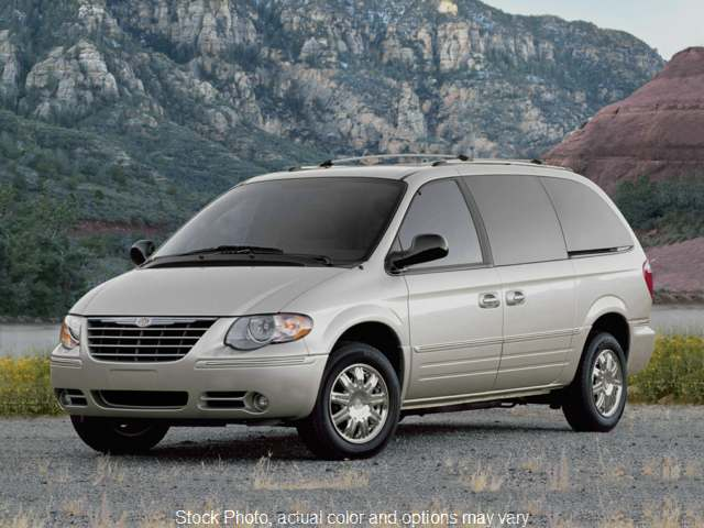 2007 Chrysler Town & Country 4d Wagon Limited at Bill Fitts Auto Sales near Little Rock, AR