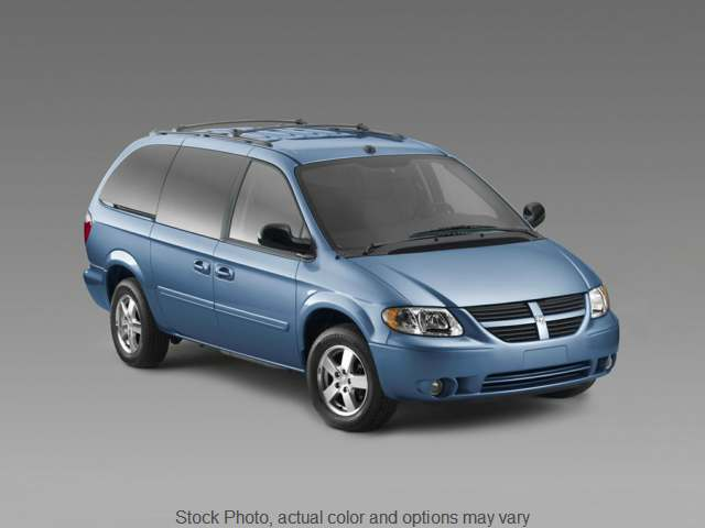 Used 2007  Chrysler Town & Country 4d Wagon Limited at Bill Fitts Auto Sales near Little Rock, AR
