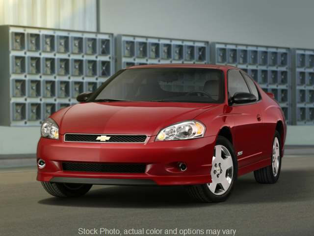 Used 2007  Chevrolet Monte Carlo 2d Coupe LS at Express Auto near Kalamazoo, MI