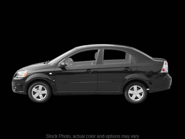 Used 2007  Chevrolet Aveo 4d Sedan LS at Good Wheels near Ellwood City, PA