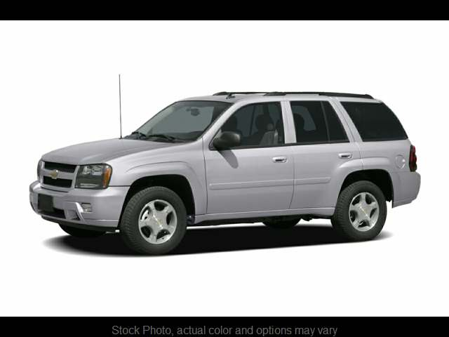 Used 2007  Chevrolet Trailblazer 4d SUV 4WD LS at Good Wheels near Ellwood City, PA