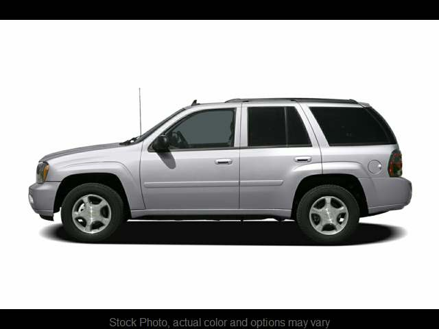 Used 2007  Chevrolet Trailblazer 4d SUV 4WD LS at Royal Car Center near Philadelphia, PA