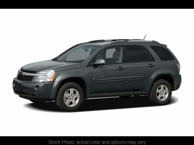 Used 2007  Chevrolet Equinox 4d SUV AWD LT at Good Wheels near Ellwood City, PA