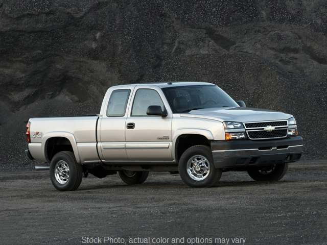 Used 2007 Chevrolet Silverado 1500 Classic 2WD Ext Cab LS at Solutions Auto Group near Chickasha, OK
