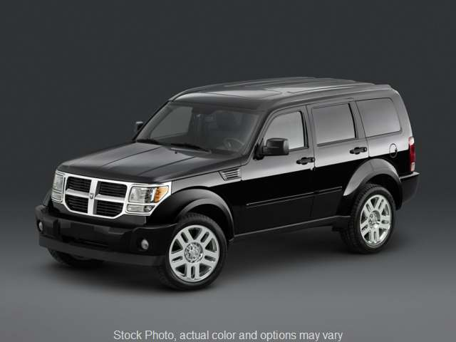 Used 2007  Dodge Nitro 4d SUV 2WD SLT at The Car Store near Oklahoma City, OK